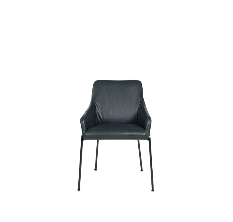 Jolly Diningchair Old Glory Luxor Navybleu Front Kopiëren