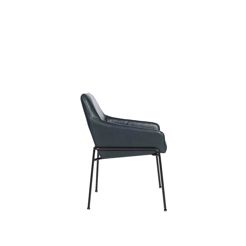 Jolly Diningchair Old Glory Luxor Navybleu Zij