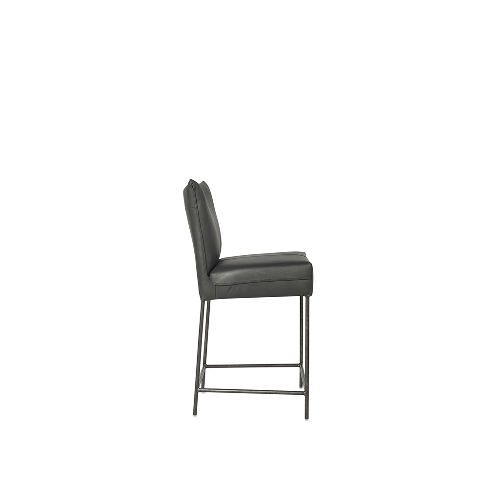 Forward Barstool Without Arm Bonanza Black Side