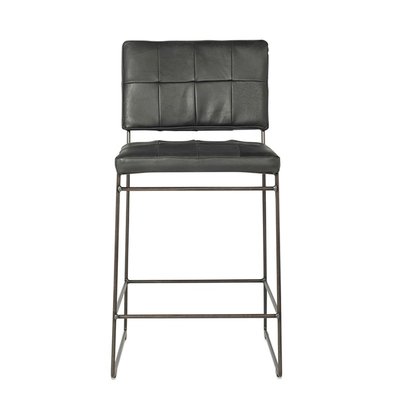 Mila Barstool Without Arm Bonanza Black Front