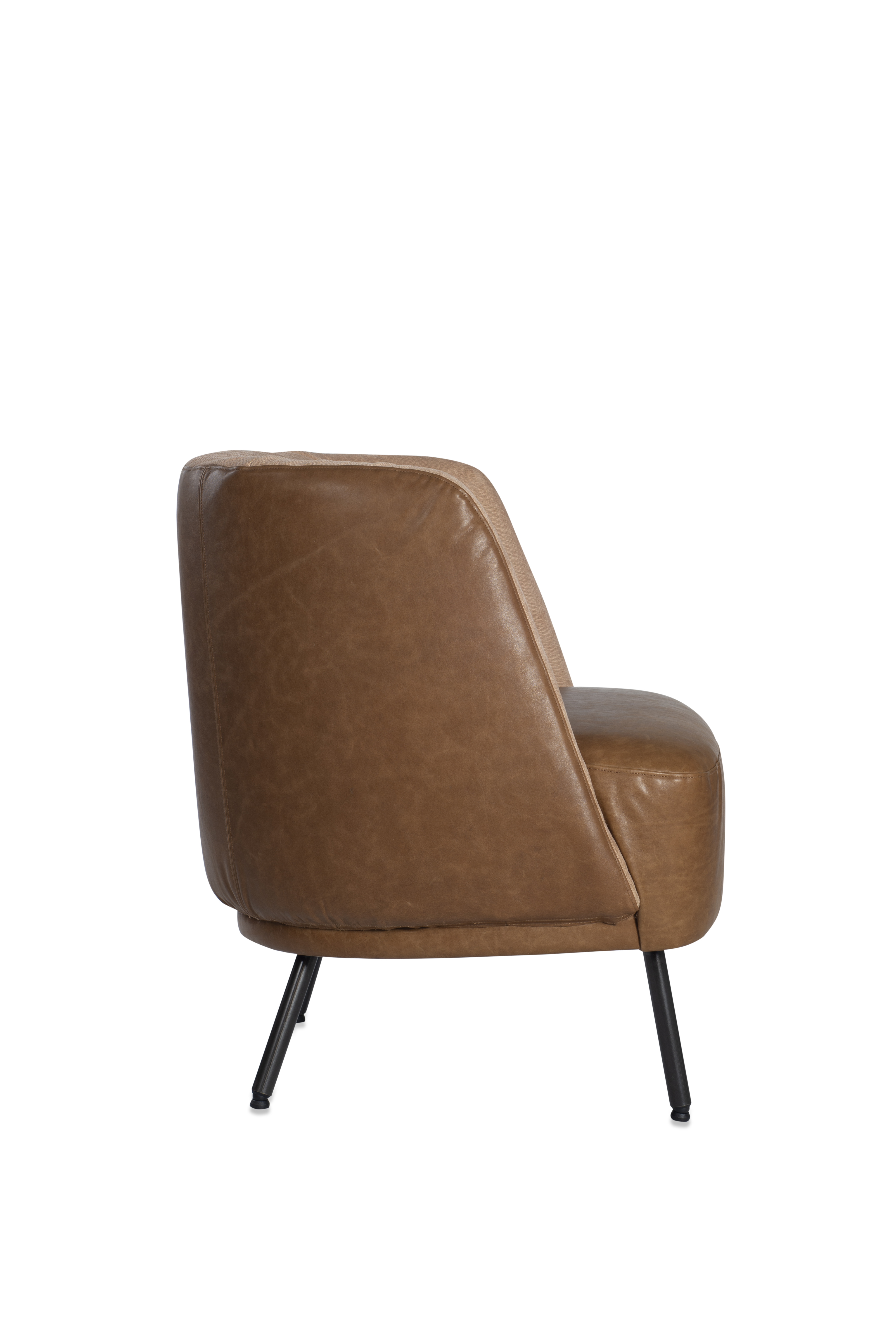 Tray Armchair Luxor Fango Light Stockholm Nude Behind 2
